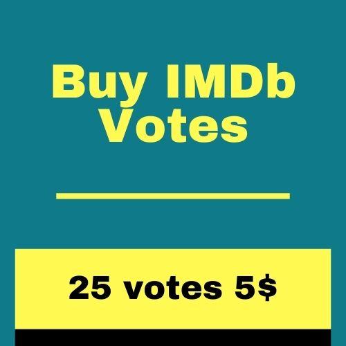 Buy 25 IMDb Votes
