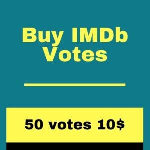 Buy 50 IMDb Votes